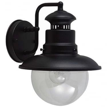 GZH Shipston wall lantern - Black