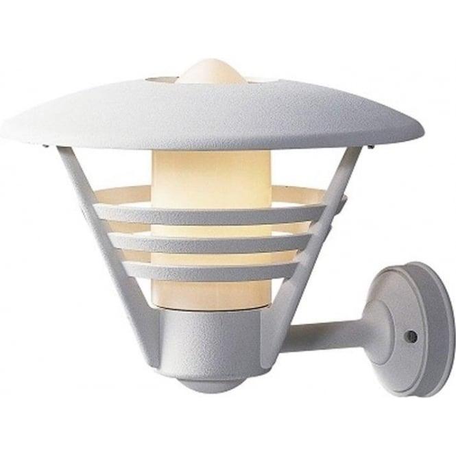 Konstsmide Garden Lighting Gemini wall light - white 503-250