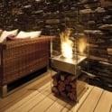 EcoSmart Fire Ghost - Free-standing Designer Fireplace
