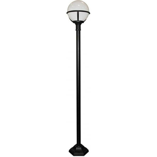 Elstead Lighting Glenbeigh Lamp Post - Black
