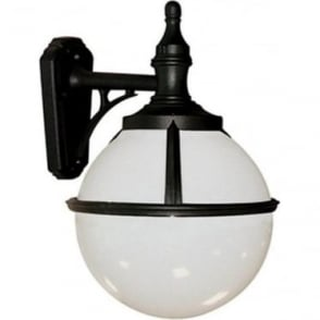 Glenbeigh Wall Lantern - Black