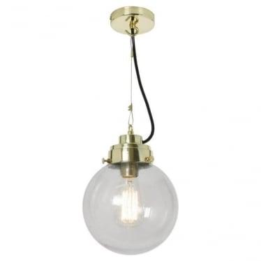 Globe Pendant Light - Small - colour options