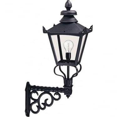 Grampian Wall Lantern - Black