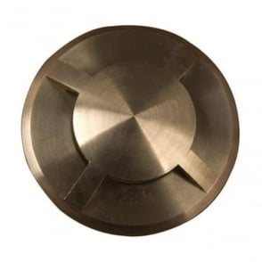 GZ Fusion 10  Recessed - brass