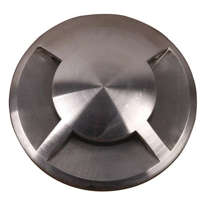 Gardenzone GZ Fusion 7 Recessed - stainless steel