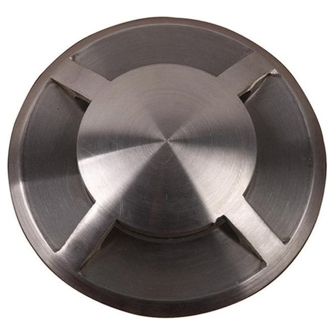 Gardenzone GZ Fusion 9 Recessed - stainless steel