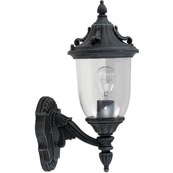Gardenzone GZH Elkstone wall lantern - Verdigris