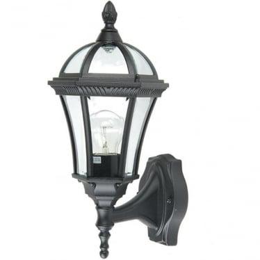 GZH Ledbury wall lantern - Black