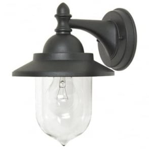 GZH Sandown wall lantern - Black