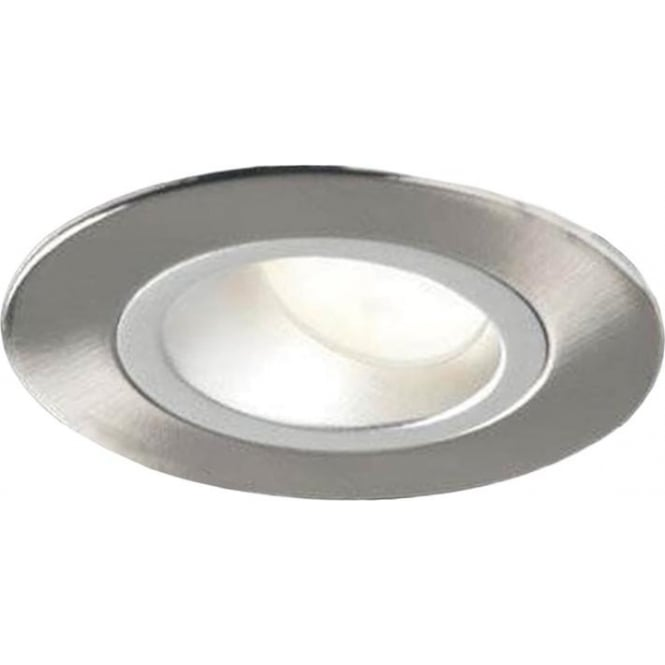 Halers LED Downlights H5 1000 ASYMMETRIC with terminal block - brushed steel
