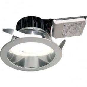 H6ND Non Dimmable Commercial LED Downlight - White