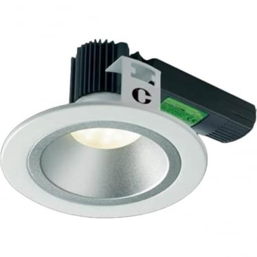H5 1000 Symmetric Low Glare Fire-Rated LED Downlight - White