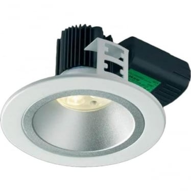 H5 500 Symmetric without terminal block Low Glare Fire-Rated LED Downlight  - White