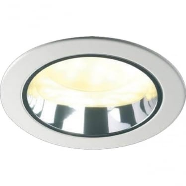 H6DIM Dimmable Commercial LED Downlight - White