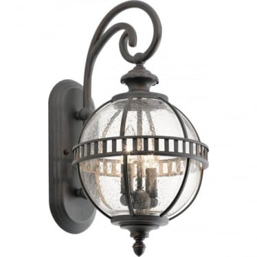 Halleron 2 light Wall Light Londonderry - Small