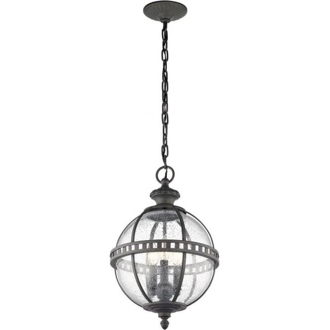 Kichler Halleron 3 light Chain Lantern Londonderry