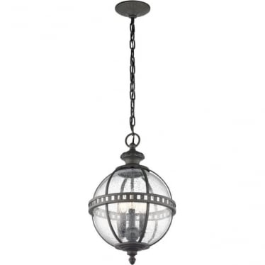 Halleron 3 light Chain Lantern Londonderry
