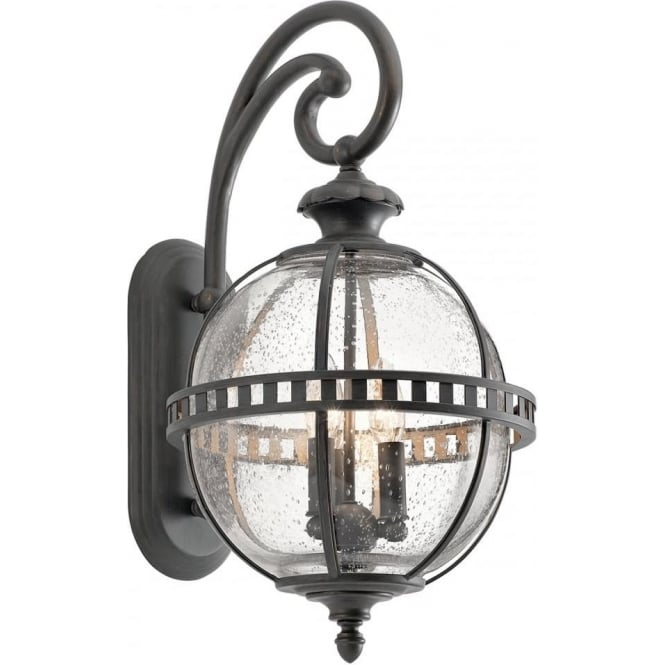 Kichler Halleron 3 light Wall Light Londonderry - Medium