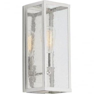 Harrow Single Wall Light Polished Nickel