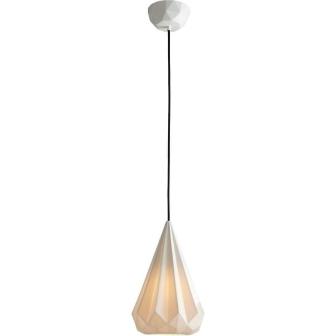 Original BTC Lighting Hatton 3 Pendant Light - Natural