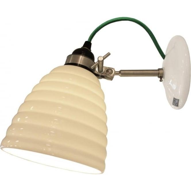 Original BTC Lighting HECTOR BIBENDUM WALL LIGHT - colour options