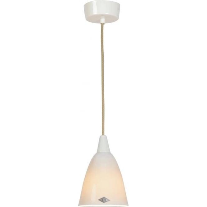 Original BTC Lighting Hector Pendant Light Size 1 - Natural