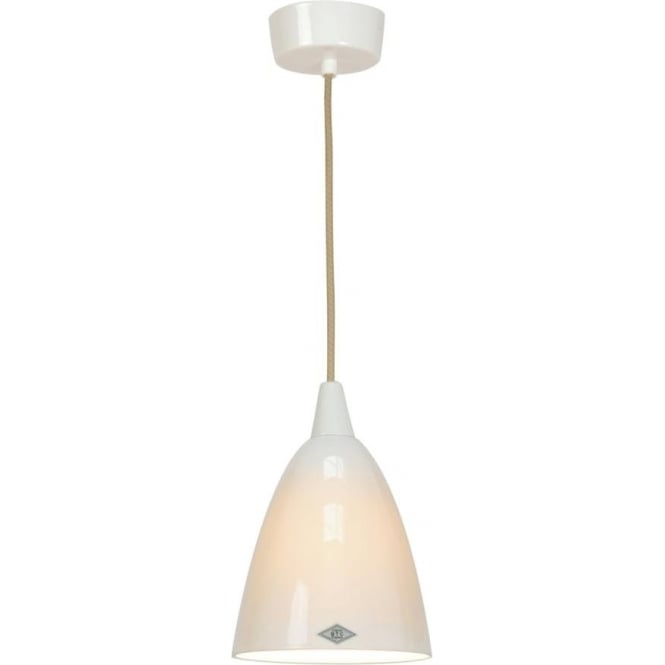 Original BTC Lighting Hector Pendant Light Size 2 - Natural