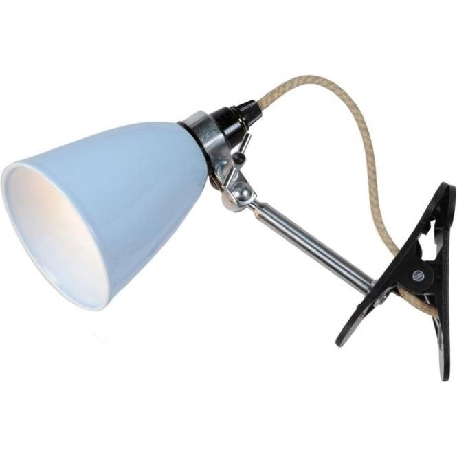 Original BTC Lighting HECTOR SMALL DOME CLIP LIGHT - colour options