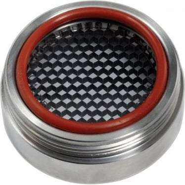 Hex Cell Louvre Kit - stainless steel