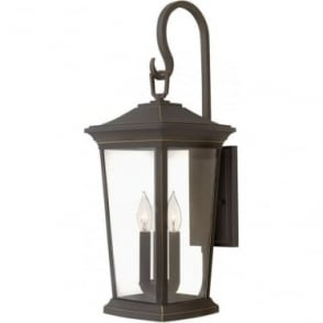 Bromley Large Wall Lantern Oil Rubbed Bronze
