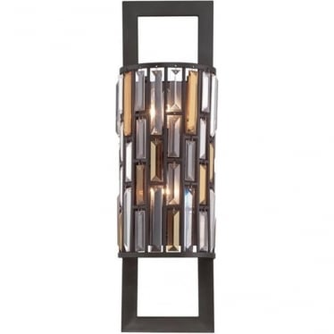 Gemma 2 light Wall Fitting Vintage Bronze
