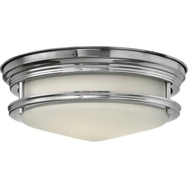Hadley Flush Mount Fitting Bathroom Polished Chrome