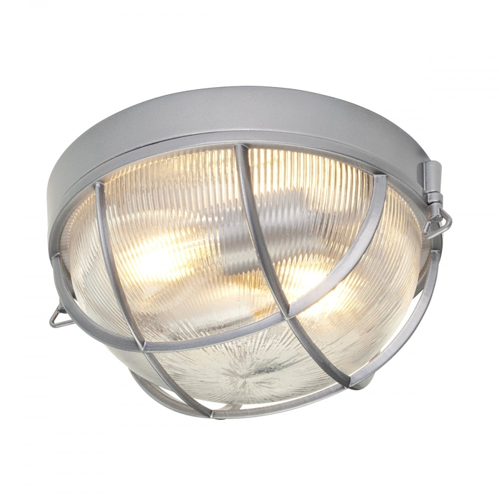 buy online 51df6 dd6ce Hinkley Lighting Marina Flush Mount Hematite