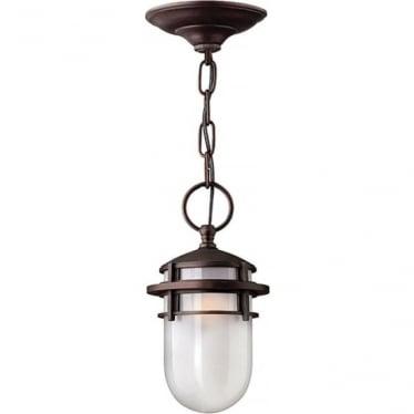Reef 8 Chain lantern - Victorian Bronze