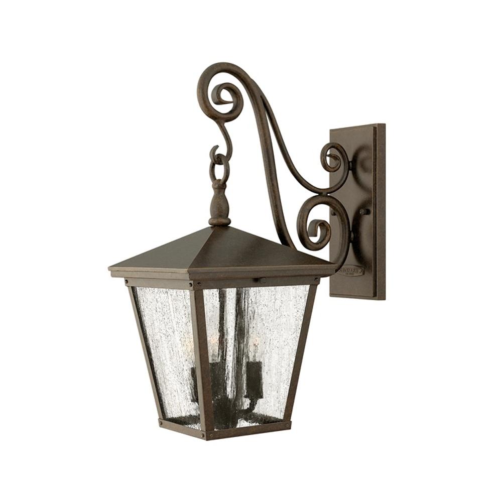 trellis lighting. Trellis Medium Wall Lantern - Bronze Lighting E