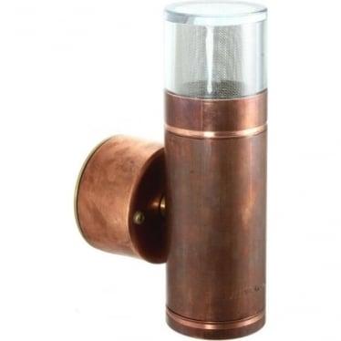Dual Lighter GU10 - copper- MAINS