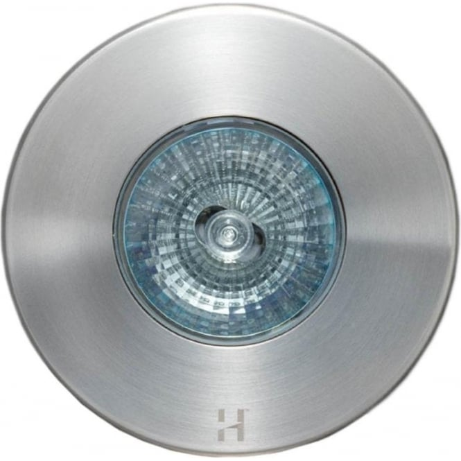Hunza Outdoor Lighting Eave Light - stainless steel - Low Voltage