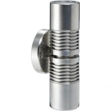 Euro  Pillar Light - stainless steel - Low Voltage
