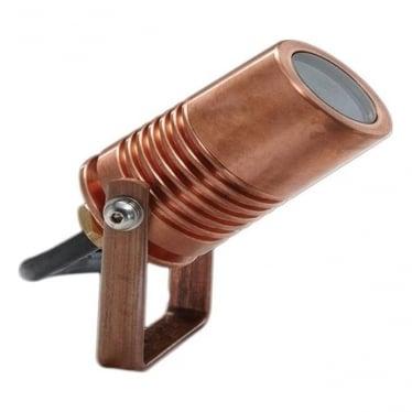 Eurospot bracket mount - copper - Low Voltage