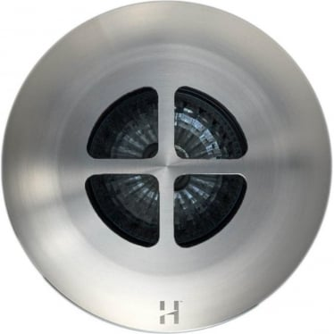 Floor Light Dark Lighter Clover Design - stainless steel