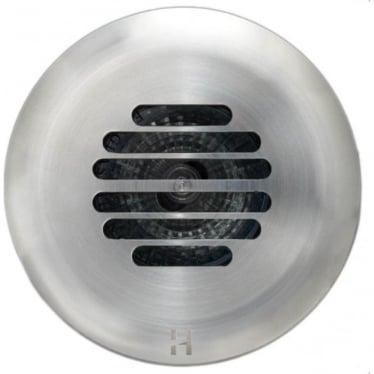 Floor Light Dark Lighter Grill Design - stainless steel  - Low Voltage