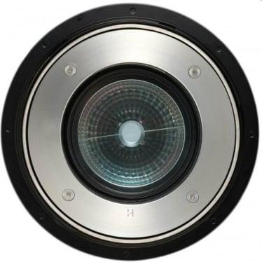 Inground 1-11 Retro (230V Mains) - stainless steel