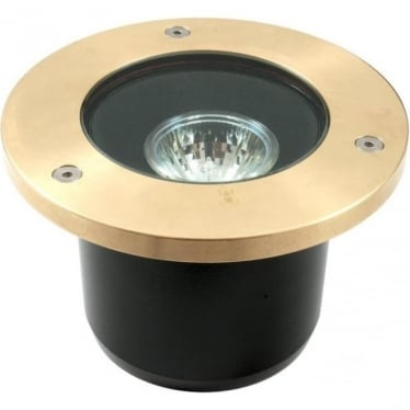 Lawn Light - Solid Bronze - Low Voltage