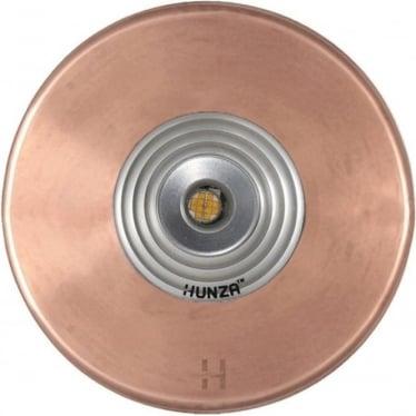 PURE LED Eave Light - Copper
