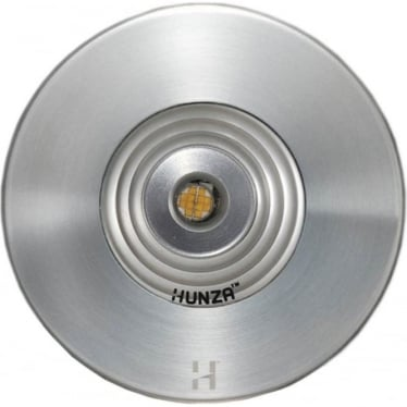 PURE LED Eave Light - Stainless Steel