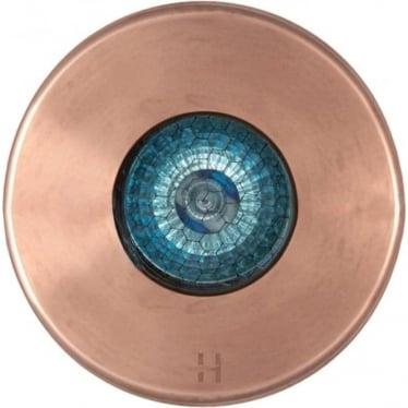 PURE LED Euro Step Light - copper