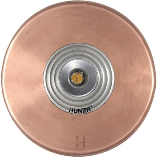 Hunza Outdoor Lighting PURE LED Floor Light Spot - copper - Low Voltage