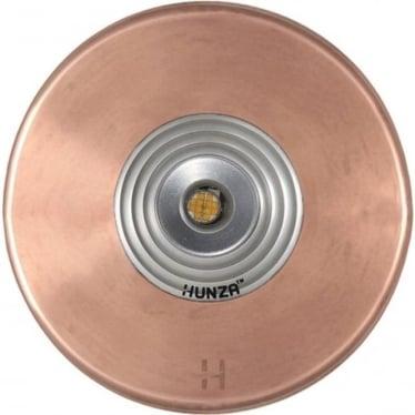 PURE LED Floor Light Spot - copper