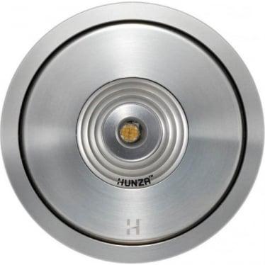 PURE LED Flush Floor Light - stainless steel