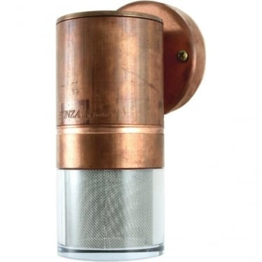 PURE LED Pagoda Light - copper - Low Voltage